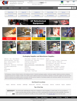 SEO for General Fasteners