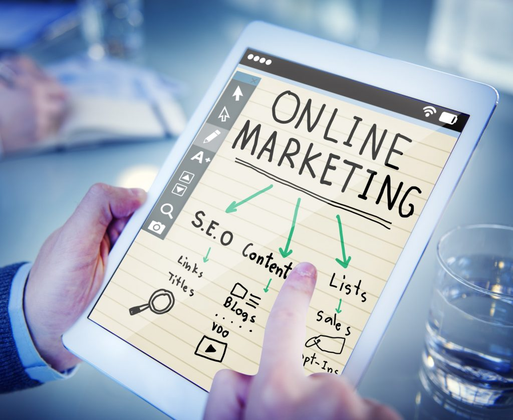 Online Marketing & SEO For Websites